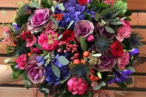 poza Roze Flowers