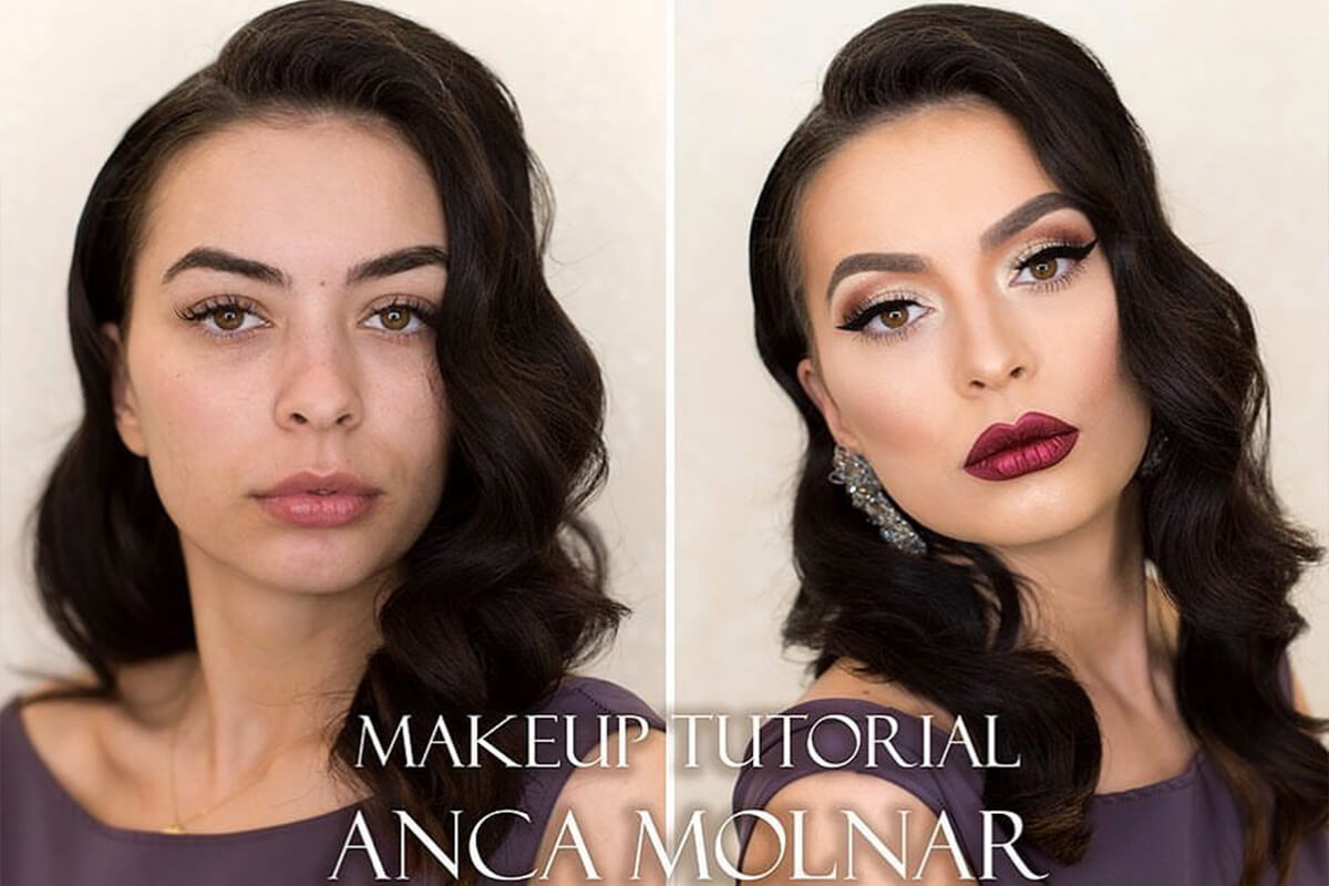 anca molnar make-up artist