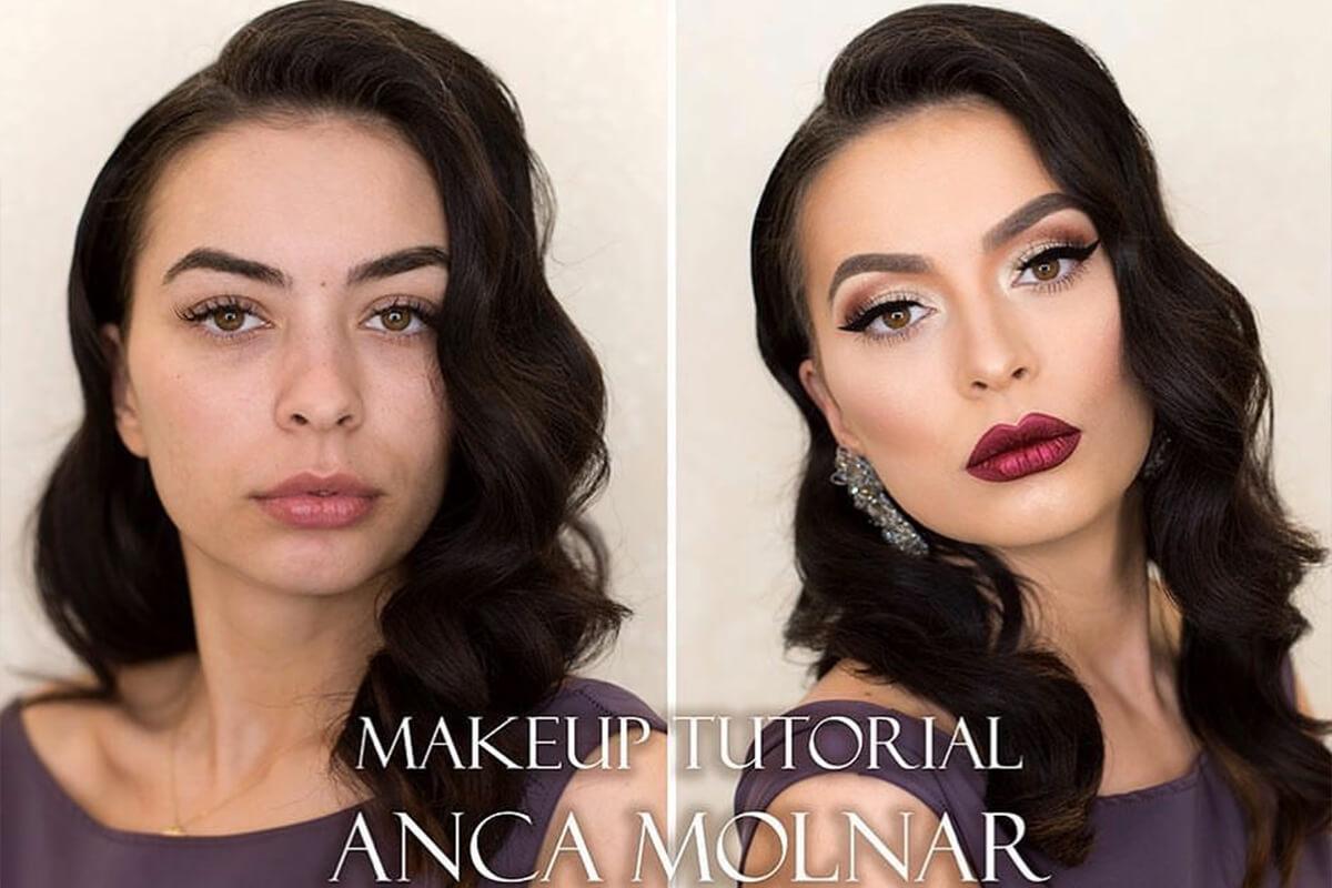 poza principala Anca Molnar Make-up Artist