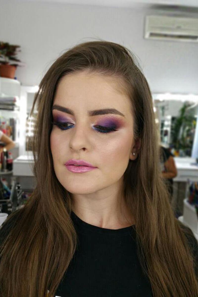 Oxana Novacovici Makeup Artist Frumusețe Timișoara