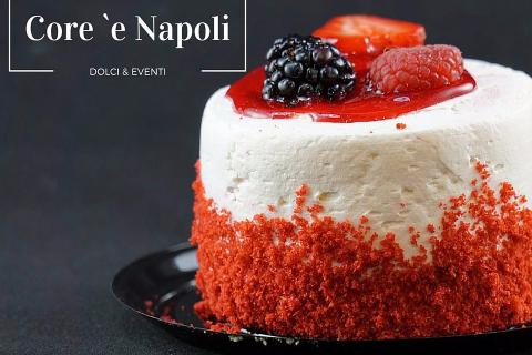 poza Core e Napoli - Dolci & Eventi