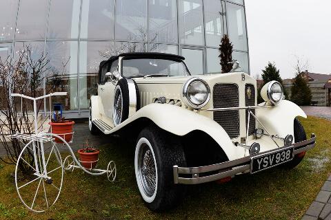 poza principala Amedeo Vintage Car